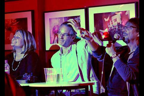 Law Rocks! at 100 Club: the judges deliver an enthusiastic verdict